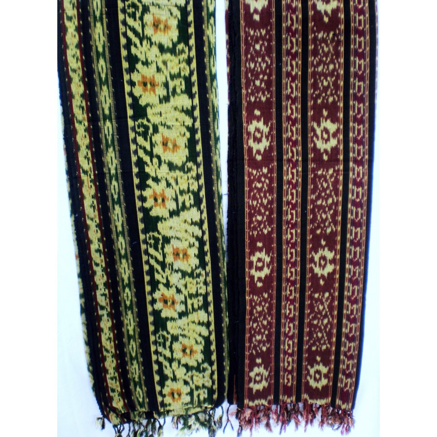 Ds2256 Balinese Ikat Throw Home Decor Balinese