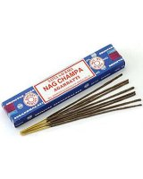 Satya Nag Champa Incense Products 15gms Nag Champa incense is the most popular selling incense worldwide Shrinivas Sugandhalaya are the manufacturers of Satya Sai Baba Nag Champa Incense Superhit Incense Satya Natural Incense and Aastha Incense Each. Please Click the image for more information.