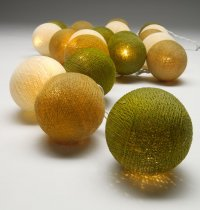 Olive Ball Fairy Lights The Fairy lights are warm LED  providing a beautiful warmtone light and consuming very little power making them a great sustainable decoration and giftPerf. Please Click the image for more information.