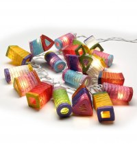 Retro Lanterns Party Lights The String lights are warm LED  providing a beautiful warmtone light and consuming very little power making them a great sustainable decoration and giftPick. Please Click the image for more information.
