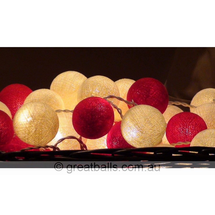 Decorative String Lights Nz : Decorative Ball String Lights ~ Wanker for