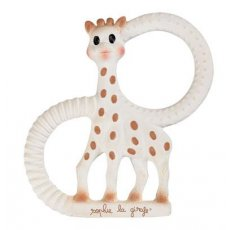 sophie the giraffe pure teething ring The first teething ring made of 100 natural rubber Made from the same natural rubber and food grade paints as the original Sophie la giraffe G. Please Click the image for more information.