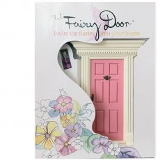 'lil fairy door Attach your special lil Fairy Door low on a wall high on a shelf or in another secret place inside your home O. Please Click the image for more information.