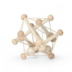 skwish natural wooden rattle teether toy Our Classic Skwish goes natural The award winning Skwish fascinates babies with its twisted web of rods strings and beads Sk. Please Click the image for more information.