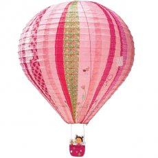 Lilliputiens paper lantern Liz Liz and Julie are embarking on a magical hotair balloon ride Juliette is also coming along for the ride into this pink flowery universe I. Please Click the image for more information.