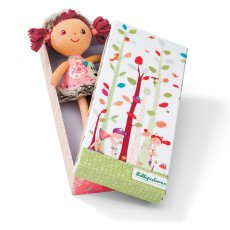 Lilliputiens cesaria mini doll Presented in a pretty box decorated with forest colours Cesaria is a cute little doll whose best friend is a bear . Please Click the image for more information.