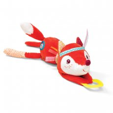 Lilliputiens alice actifox A colourful feathered headband with easy care textured fabrics make Alice the Fox super cute and super fun. Please Click the image for more information.