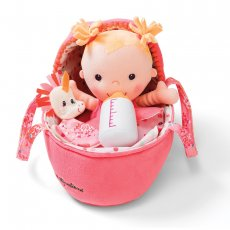 Lilliputiens baby louise  Look after your favourite doll just like mummy and daddy Give her a bottle undress her change her nappy and when it is bedtime put her to bed in her cosy crib Dont. Please Click the image for more information.