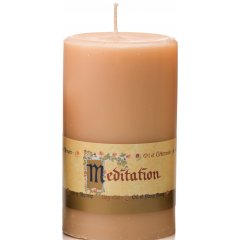 Meditation Candle - Wide, 80 Hours Australian Made - Blend of 12 Essential Oils Meditation Candle Wide 80 Hours Australian Made  Blend of 12 Essential Oils  13cm high 75cm wideWeight . Please Click the image for more information.