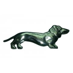 Australian Made Dachshund Sausage Dog Brooch Pewter Core with quality STG Silver Plating Finish This beautiful Brooch is functional durable and eye catching with a strong Brooch pin at the backMade. Please Click the image for more information.