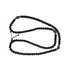 Mala Necklace & Bracelet Rosewood w Turquoise Meditation 108/8mm Prayer Beads You are Buying1 x Mala Necklace with 108 Rosewood Beads separated in 3 sections by a Turquoise Bead 2 x Silver Separators  2 Red Glass beads 1 x Mala Bracelet with 20 Rosewood Beads separated in 1 section by a Turquoise Bead 2 x Silver Separators  2 Red Glass beadsMade in NepalMala beads are a set of beads traditionally used in prayer and meditationOften called p. Please Click the image for more information.