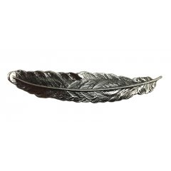 Australian Made Pewter STG Silver Plated Leaf Brooch-Small   Pewter Core with quality STG Silver Plating Finish This beautiful Brooch is functional durable and eye catching with a strong Brooch pin at the backSize. Please Click the image for more information.