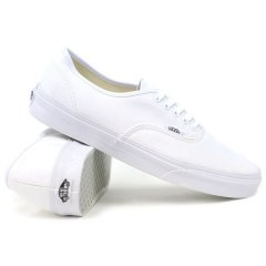Vans Authentic True White Shoes Vans Authentic True White Shoes are perfect for skateboarding longboarding and wearing out and about during the day and night . Please Click the image for more information.