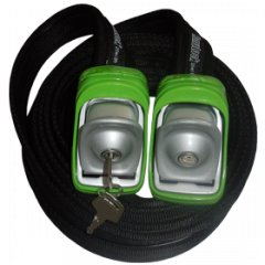 SPT Lockable Tie Downs 2.5m Kanulock KanulockTechnical SpecificationsThe SPT Lockable Tie Down has been designed to secure kayaks canoes or anything requiring that little bit of extra strap length Des. Please Click the image for more information.