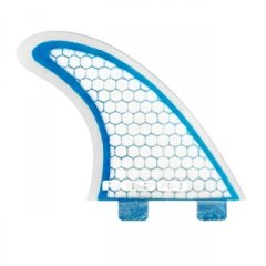 FCS PC5 Tri Fin Set  Lightweight performance fin with a stiff flex pattern and IFT Delivers a balance of speed manoeuvrability and response in a wide variety of conditions. Please Click the image for more information.