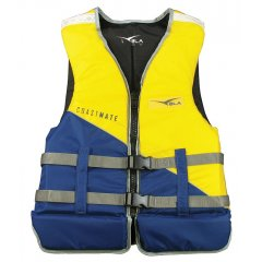 BLA Coastmate Type 2 PFD ROSCO CANOES HAS NOW TAKEN OVER OUR CANOE AND KAYAKING SIDE OF THE BUSINESS THEY ARE LOOKING AFTER CANOES INC ACCESSORIES KAYAKING INC ACCESSORIES AND PADDLES  WITH THE EXCEPTION OF WAVE SKIS TO CON. Please Click the image for more information.