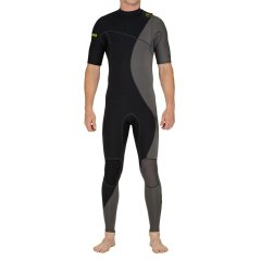 Quiksilver Ignite 2mm Zipperless Our superlimited edition Assymetrical zipperless wetsuit featuring 100 FNLite Neoprene thats super lightweight but ultra warm Hydrolock seam seals and our revolutionary zipperless entry design MoreQUIKSILVER Mens Ignite Zipperless 2mm Short Sleeve Steamer Wetsuit  Our superlimited edition Assymetrical zipperless wetsuit featuring 100 FNLite Neoprene thats super lightweight but ultra warm Hydrolock seam seals and our revolutionary zipperless entry design technology for the ultimate in comfort and stretch PRODUCT FEATURESLim. Please Click the image for more information.