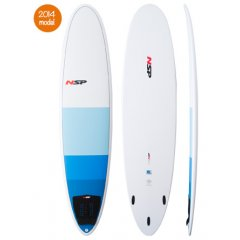 NSP E2 Funboard 7'2 Like the name suggests NSP E2 Funboards are designed to make surfing easy and provide endless hours of fun and enjoyment in the oceanT. Please Click the image for more information.