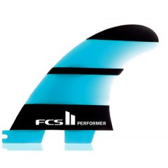 FCS 2 Performer Neo Glass Thruster Set A balance of speed flow  response Excels in all conditionsOVERVIEW Reliable allround fin for a diverse range of surfers conditions and board types Well proportio. Please Click the image for more information.