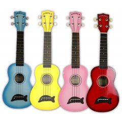 Makala Dolphin Ukulele Simply the best entry level ukes on the market Sound and playability usually suffer at these affordable prices but not with Makala . Please Click the image for more information.