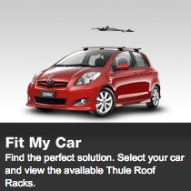 Thule Roof Racks - Free Fitting Use this guide to assess your options  We order from Thule every week Monday morning and with that we can offer free freight and free fittinga hrefhttpwwwthulecomaufitmy. Please Click the image for more information.