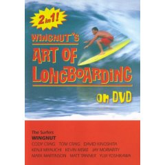 Wingnut's The Art of Longboarding  Art of Longboarding is packed with great longboarding style tips instruction and insight from Wingnut along with lots of great footage . Please Click the image for more information.