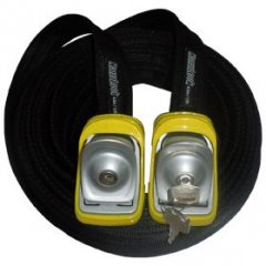 Kanulock Lockable 4.0 Tie Downs SPT Technical SpecificationsThe SPT Lockable Tie Down has been designed to secure kayaks canoes or anything requiring that little bit of extra strap length Des. Please Click the image for more information.