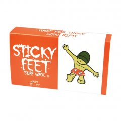 Sticky Feet Wax Margaret Rivers own wax Ultra sticky extra large100gram blocksAvailable Tropical  Warm  Please Click the image for more information.