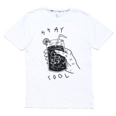 Afends Slice N Ice Slim Fit Tee FeaturesMens Regular Fit TeesColour WhiteMade from CottonRound neckBrand print on frontAll over Tie DyeStraight hem Please Click the image for more information.