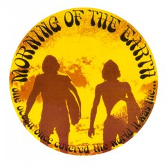 Morning of the Earth Stickers  Dimensions 107mm x 107mm Vinyl Sticker Due to our flatrate shipping of $750 we will refund $5 from the shipping fee  a hrefh. Please Click the image for more information.