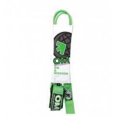 OAM 5'5 Super Comp Legrope  55 Super Comp Leash  2  3ft wavesFEATURESA double Velcro quick release feature that makes changing leashes easy Stainless ste. Please Click the image for more information.