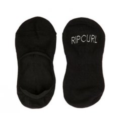 RipCurl Invisible Sock 78 COTTON 19 POLYESTER 3 ELASTANE 3 PACK LINER SOCKS LIGHTWEIGHT  INVISIBLE JACQUARD LOGO Please Click the image for more information.