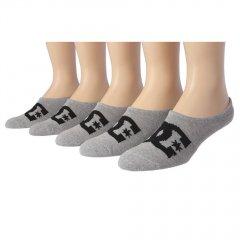 DC No Show Mens Socks (5 Pack) DC No Show Mens Socks sit below the shoe line so your shoes stay fresh without you looking like you care Please Click the image for more information.