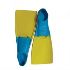 Mirage Deluxe Junior Rubber Fins SML/MED  Please Click the image for more information.