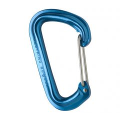 Black Diamond Neutrino Carabiner Thirtysix grams of wiregate perfection the nimble Black Diamond Neutrino carabiner is the ideal solution when allpurpose fast light and strong is right Lig. Please Click the image for more information.