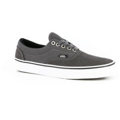 Vans Era Pro Dark Grey Shoes Materials Upper SuedeCanvasSoleVulcanizedDetailsUltraCush HDOriginal Waffle OutsoleDuracap UnderlaysPadded Tongue and CollarPlease note these shoes are unisex and sizes depicted are in male sizes A women equivalent is two si. Please Click the image for more information.