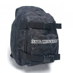 OAM Mission Back Pack The OAM Mission Back Pack is ideal for the daily commuter featuring a laptop and ipod stash skate straps and a removable dry bag for keeping your valuables dry or storing a wetsuitFeat. Please Click the image for more information.