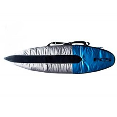 FCS Dayrunner 8' Funboard Cover FeaturesContoured Stretch Fit uses a unique armadillo strip that not only provides ventilation but keeps the bag snug and secure around your board3D Rail Pro. Please Click the image for more information.
