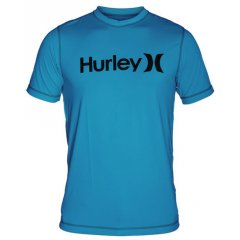 Hurley One&Only SS Surf Shirt WARM WATER COMFORT AND PERFORMANCEThe One  Only Surf Shirt features fourway stretch in antimicrobial lycra for maximum performance 40 U. Please Click the image for more information.