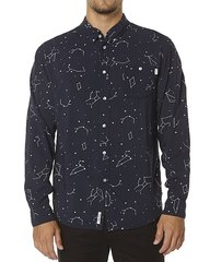 Rhythm Starry Night L/S shirt Rhythm button up shirt featuring the ever popular starry night theme Please Click the image for more information.
