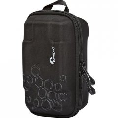Lowepro - Dashpoint AVC1 Camera Carrying Case - Black Carry your action camcorder and accessories on the go in this Lowepro Dashpoint AVC1 carrying case that features a hard shell exterior and padded interior for reliable protection. Please Click the image for more information.
