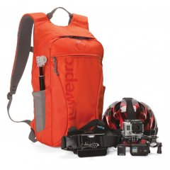 LowePro Photo Hatched 16LAW Backpack Maximize your carrying options for allday adventures with this lightweight and highperformance photo backpackflexible daypack that features bodyside access and a removable padded camera boxSleek. Please Click the image for more information.