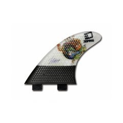 3DFins Darkside YingYang 7.0 Twin Tab Thrusters Josh Kerr Darkside Carbon based 70 YingYang FishThe 70 template with carbon base is insane in long powerful walls or drawn out lines Combined wi. Please Click the image for more information.