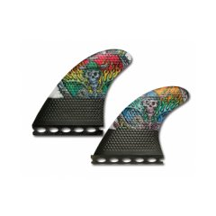3DFins Christian Fletcher Carbon Quad Full Base Christian Fletcher Signature QuadsChristian Fletcher is one of the most innovative Surfers ever the God father of Aerial Surfing with Air Style and precision still to this day hasnt been matched Chris. Please Click the image for more information.