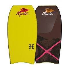 "Manta Hurricane 40"" PP Bodyboard An infinite classic in the Manta Bodyboard rangeLightweight fast and strong PP core with a signature oldschool shape complemented by a raised nose bar for those two handed power carvesThis boa. Please Click the image for more information."