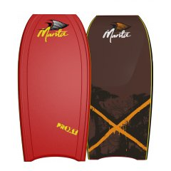 "Manta Pro XT 46"" PP Bodyboard The Ultimate wave chargerThe Pro XT remains one of Mantas most longstanding and original templates to dateWith . Please Click the image for more information."