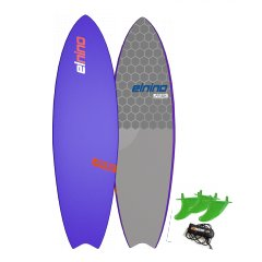 El Nino Fish 6'6 Softboards ELNINO FISH  THE ULTIMATE SOFTBOARDFISH TAIL MAGICTHE FISH BOARD IS DESIGNED FOR THE RIDER LOOKING TO HAVE MAXIMUM FUN IN THE OCEANTHIS BOARD. Please Click the image for more information.