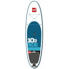 Red Paddle 10'6 Ride Inflatable SUP If you could only ever have one Red Paddle Co board the Ride 106 is the one wed tell you to get  its already the worlds most popular inflatable SUPIts popularity is d. Please Click the image for more information.