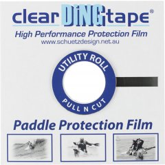 Clear Rail Saver Tape / Rail Protection Film  This is the market leading Rail  Protection Film and the perfect solution to protect the rails of your SUPkayakcanoe from damage caused by paddling  . Please Click the image for more information.
