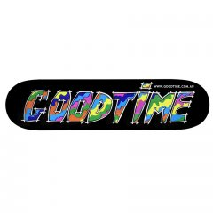 """Goodtime Petty Cash 8.5"""" Skate Deck - FREE GRIP The Goodtime Popsicle skateboard range is perfect for skaters chasing a decent deck at a great price. Please Click the image for more information."""